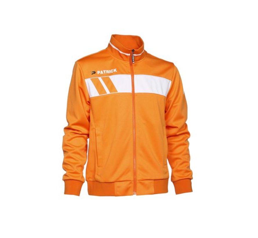 Impact101 trainingsjas Oranje/wit