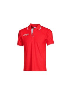 Patrick SPROX140  polo Rood