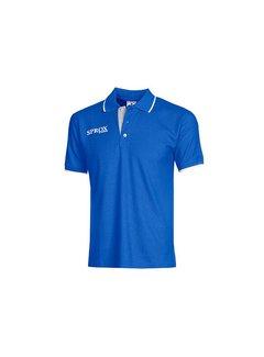 Patrick SPROX140  polo Royal blue