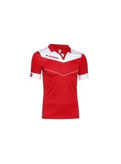 Patrick Power105 wedstrijd shirt Rood/wit