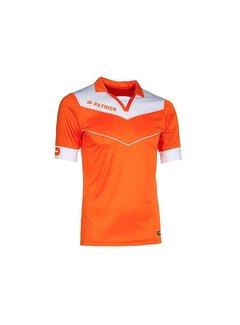 Patrick Power105 wedstrijd shirt Oranje/wit