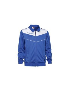 Patrick POWER110  Trainingsjas Royal blue/wit