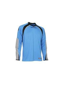 Patrick CALPE110  Keepers shirt Blauw/grijs