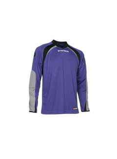 Patrick CALPE110  Keepers shirt Violet/grijs