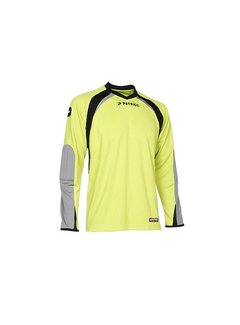 Patrick CALPE110  Keepers shirt Lemon/grijs
