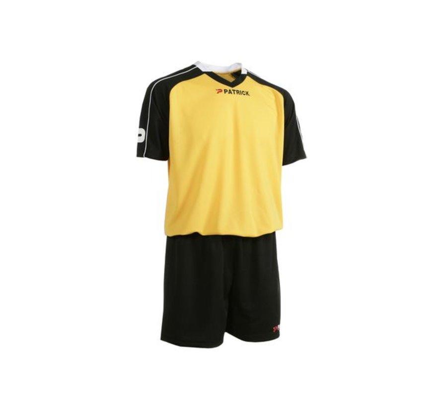 GRANADA301 Voetbaltenue Zwart/geel