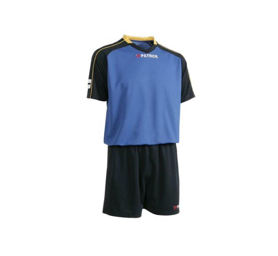 GRANADA301 Voetbaltenue Navy/royal blue/yellow