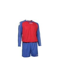 Patrick GRANADA305 Voetbaltenue Royal blue/rood