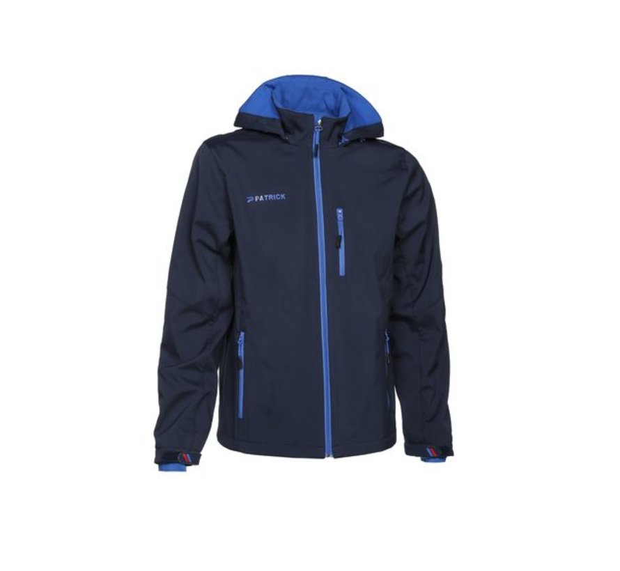 ATLANTAM1D  club jas Navy