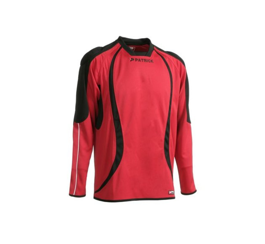 CALPE101  Keepers shirt Rood