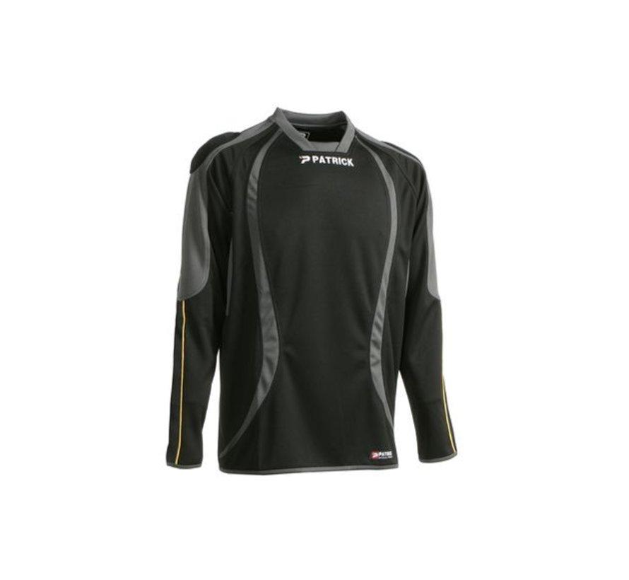 CALPE101  Keepers shirt Zwart