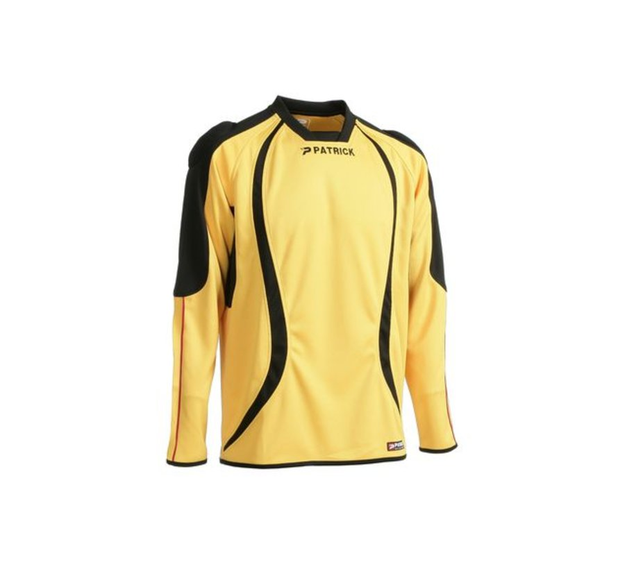 CALPE101  Keepers shirt Geel