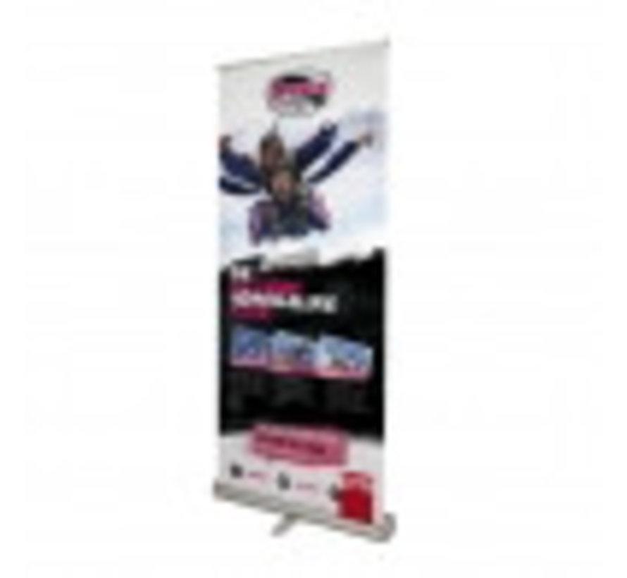 Premium roll-up banner 85 X 200 cm