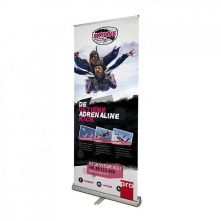 Roll-up banners Premium voet