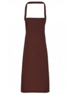 Bedrukte Bruine schorten (borst)