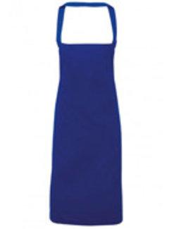 Bedrukte Royal blue schorten (middel)