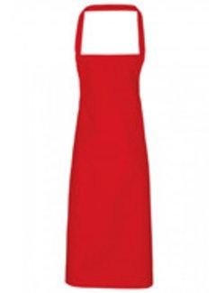 Bedrukte Rode schorten (middel)