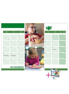 PaperFactory Schoolkalender Anouk