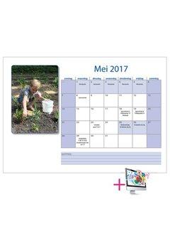 PaperFactory Schoolkalender Bas