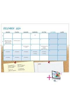 PaperFactory Schoolkalender Caroline