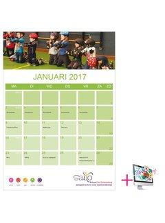 PaperFactory Schoolkalender Debora