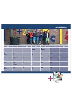 PaperFactory Schoolkalender Dennis