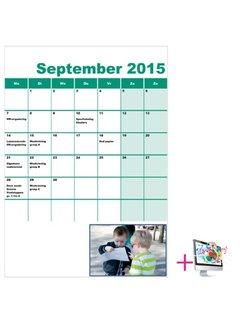 PaperFactory Schoolkalender Ellen