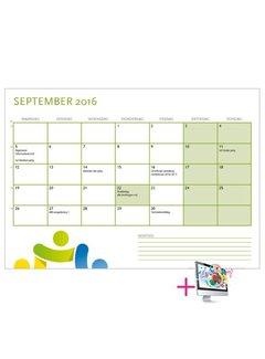 PaperFactory Schoolkalender Johan