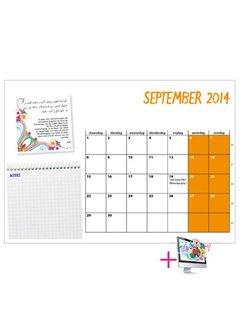 PaperFactory Schoolkalender Joost