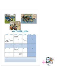PaperFactory Schoolkalender Jordy
