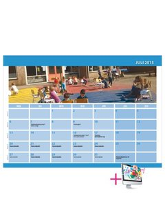 PaperFactory Schoolkalender Lucy