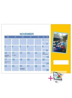 PaperFactory Schoolkalender Maarten