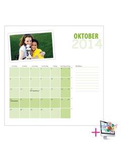 PaperFactory Schoolkalender Miranda