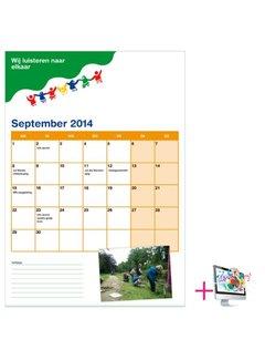 PaperFactory Schoolkalender Nicolette