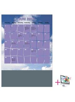 PaperFactory Schoolkalender Oscar
