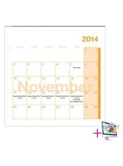 PaperFactory Schoolkalender Philip