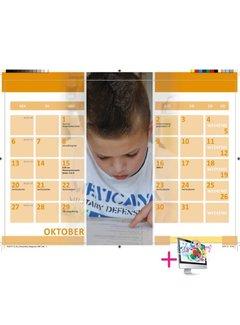 PaperFactory Schoolkalender Rob