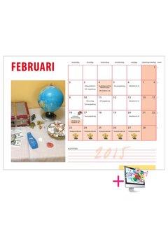 PaperFactory Schoolkalender Robert