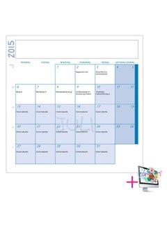 PaperFactory Schoolkalender Rutger