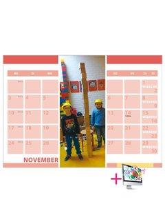 PaperFactory Schoolkalender Sebastiaan