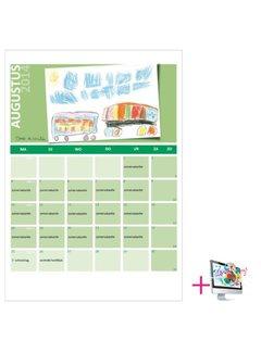 PaperFactory Schoolkalender Suzanne