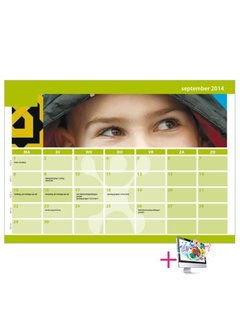 PaperFactory Schoolkalender Thomas