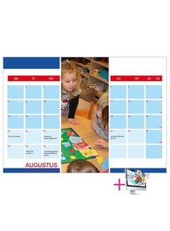 PaperFactory Schoolkalender Walter