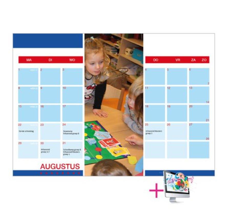 Schoolkalender Walter