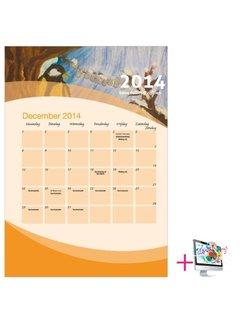 PaperFactory Schoolkalender Yvonne