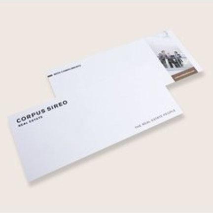Compliment cards drukken voor begeleidend schrijven
