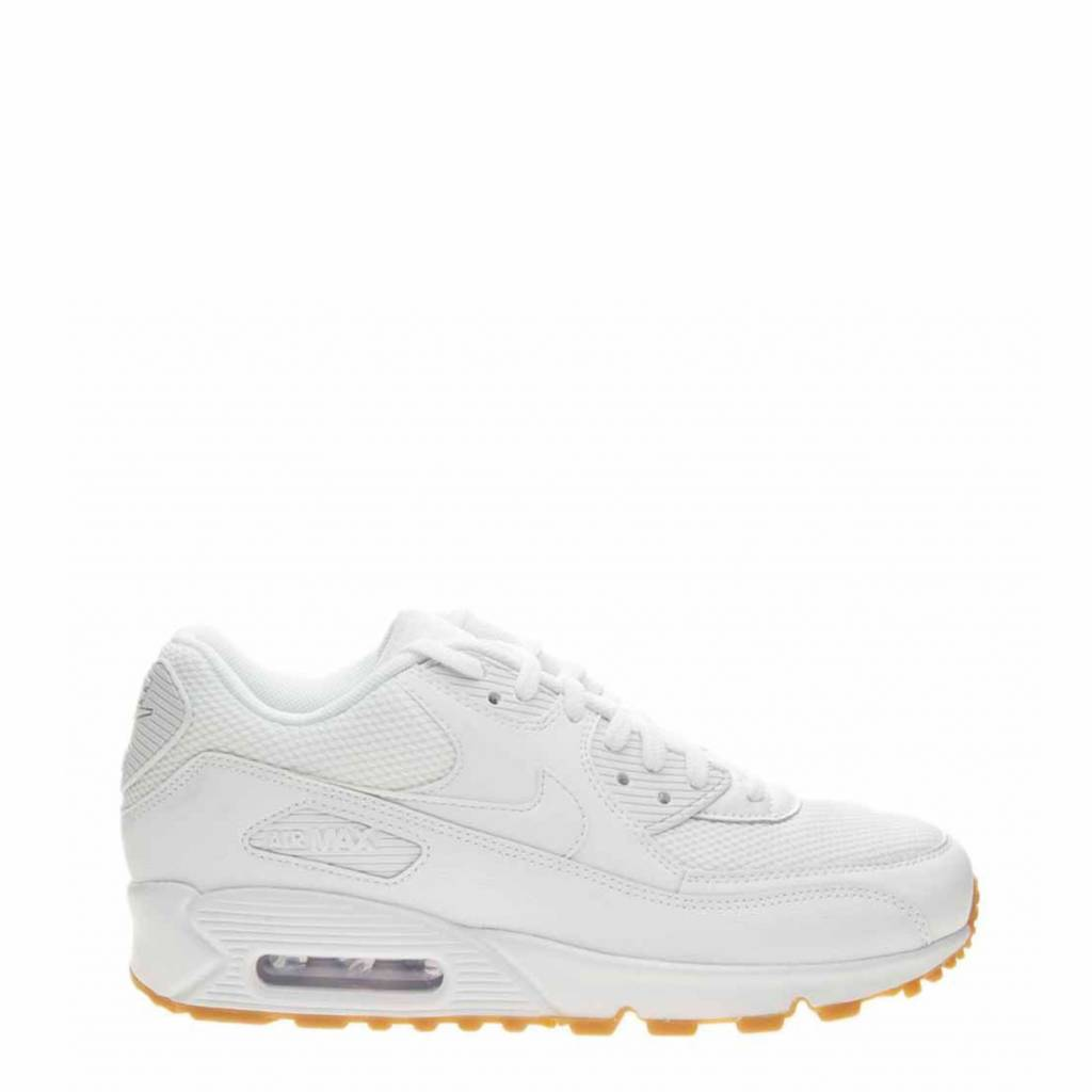 new concept aea5c ad4f1 Nike Nike Air Max 90 Ladies Sneakers White ...