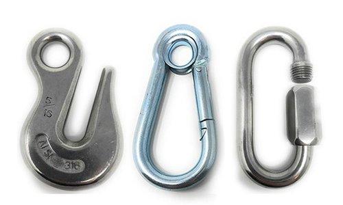 Carbine Hooks, Snaps & Links