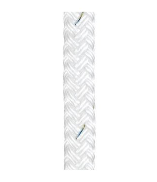 Liros Braid on Braid Polyester White Rope