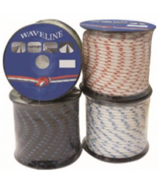 The Rope People Poly Mini Reel 3mm Assorted Colours